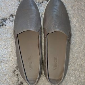 Vince slip on sneakers Size 10